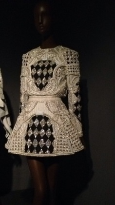 Balmain Dress picked by Olivier Rousteing himself